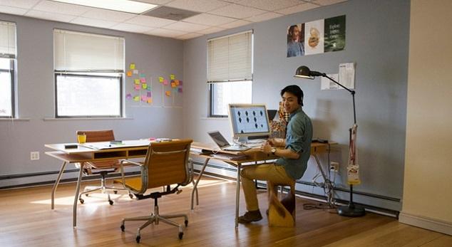 在合肥未来的职场 在家工作才是主流